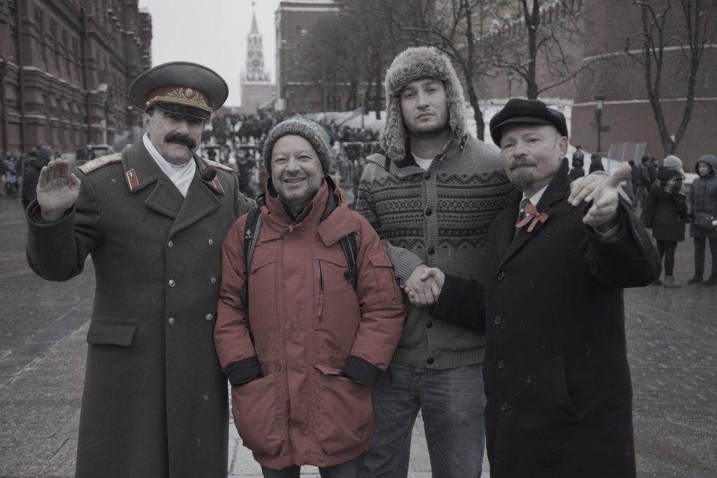 Lénine et Staline